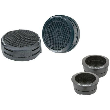 Power Acoustik NB 2 Niobium Micro Dome Tweeter Speakers 9 pc  Pack