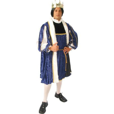 King Henry Costume (Henry's Chicago Halloween)
