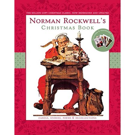 Norman Rockwell's Christmas Book : Revised and Updated - Norman Rockwell Halloween