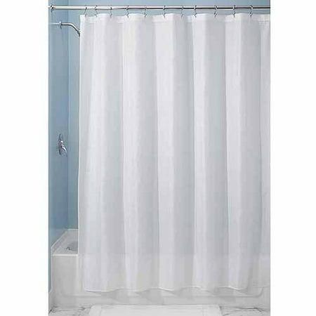 Interdesign Carlton Fabric Shower Curtain Various Sizes