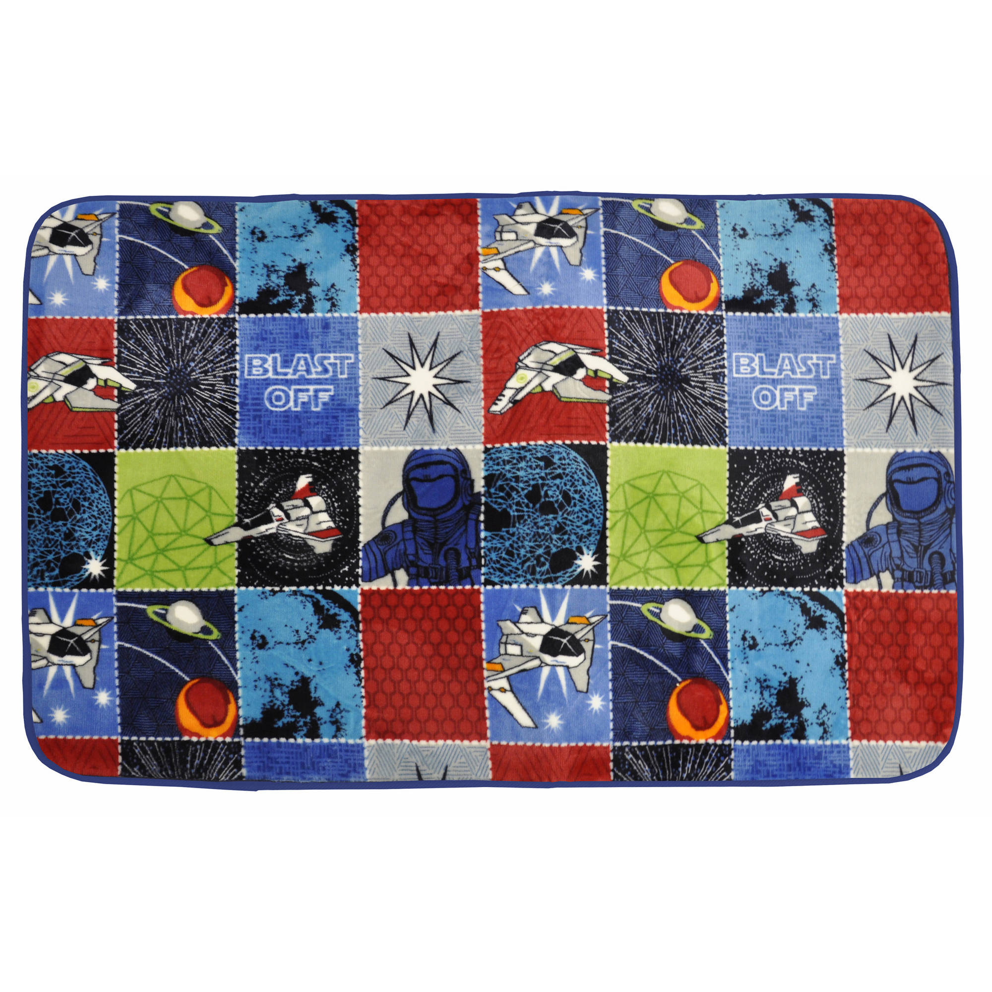 "Mainstays Kids Outerspace Rug, 30"" x 46"""