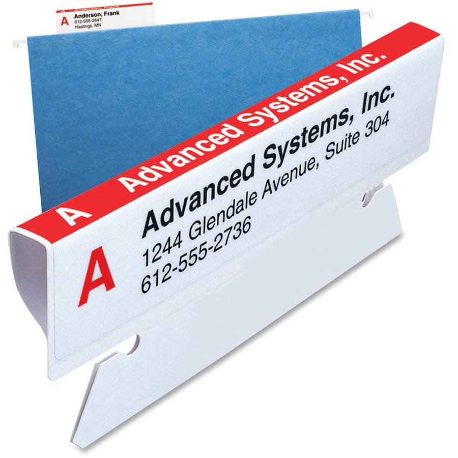 Smead Viewables Labeling System Supplies Refills
