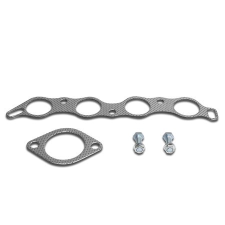 For 1985 to 1987 toyota Corolla AE86 1.6L DOHC Aluminum Exhaust Manifold Header Gasket Set