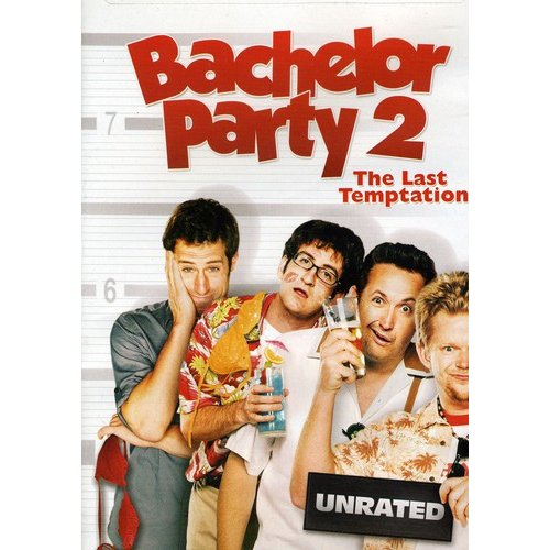 Bachelor Party 2: The Last Temptation (Unrated) (Widescreen) (Widescreen)