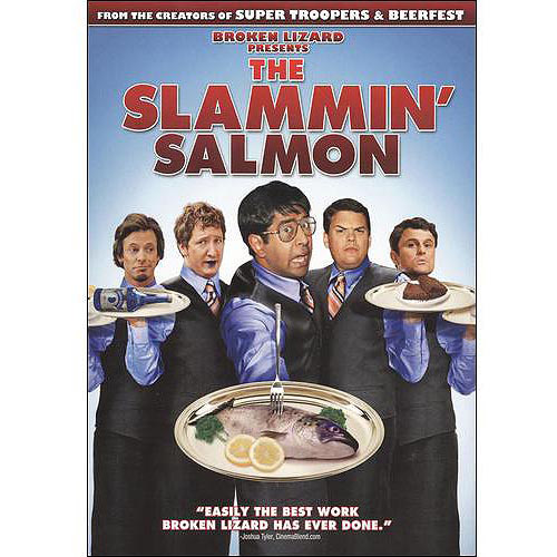 The Slammin' Salmon (Widescreen)