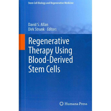 Regenerative Therapy Using Blood Derived Stem Cells
