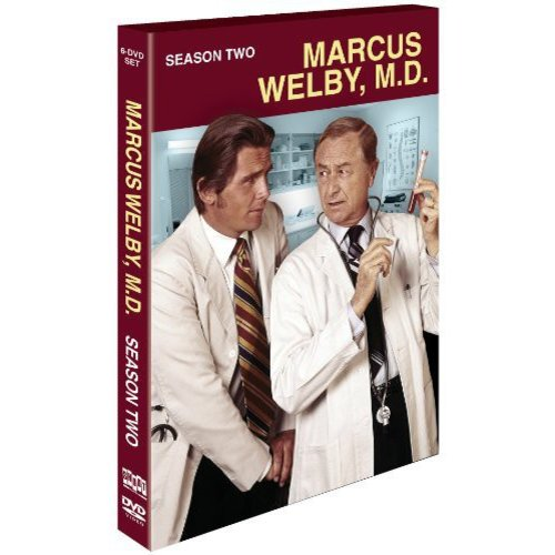 Marcus Welby, MD: Season Two (Full Frame)