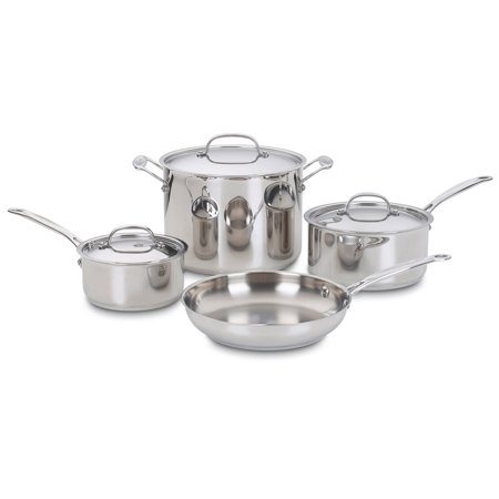 Click here for Chefs Classic Stainless - 7 Piece Set prices