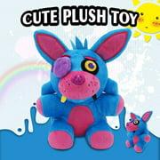 Blue Phantom Foxy - Five Nights at Freddy's Plushie Sister Location Plush Toy Stuffed Doll