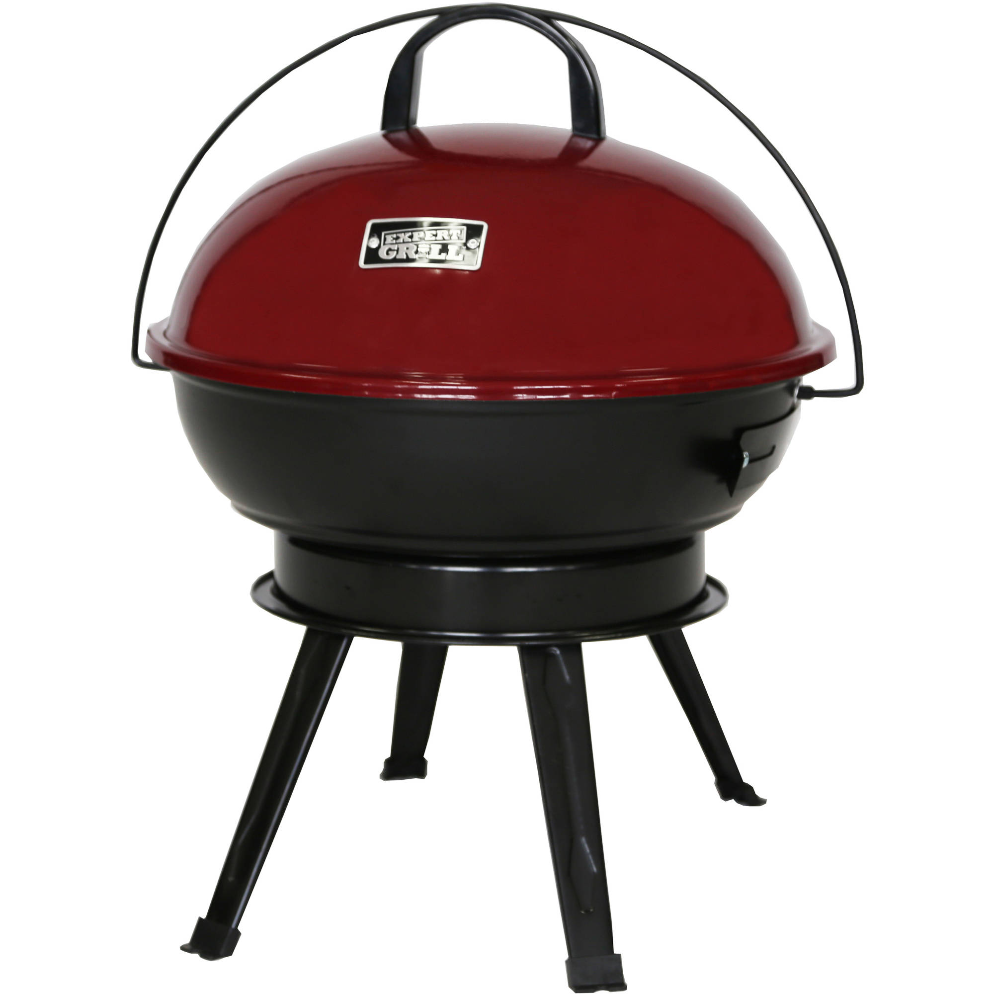 Expert Grill 14.5-Inch Portable Charcoal Grill