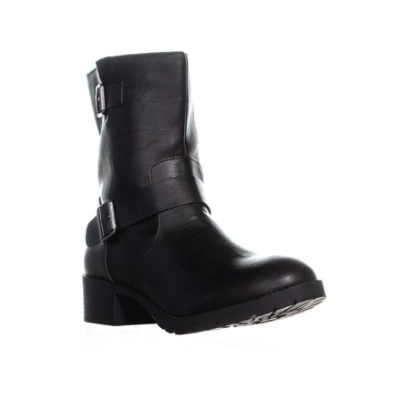 Womens SC35 Gianara Mid Calf Boots, Black