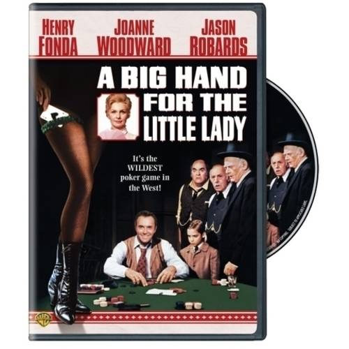 A Big Hand for the Little Lady by WARNER HOME ENTERTAINMENT