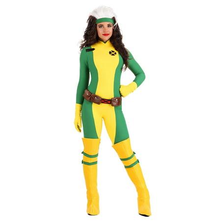 X-Men Women's Rogue Premium Costume - image 3 de 3