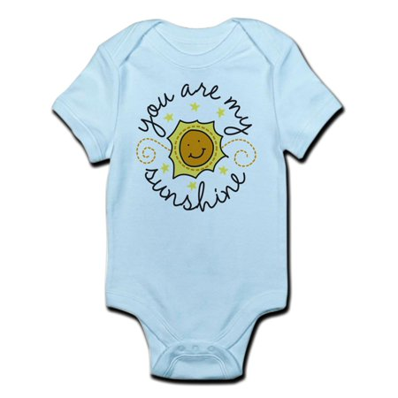 Light Up Body Suit (CafePress - You Are My Sunshine Infant Bodysuit - Baby Light)