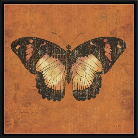 PTM Images Apricot Butterfly ()