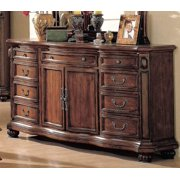 9-Dovetailed Drawers Dresser