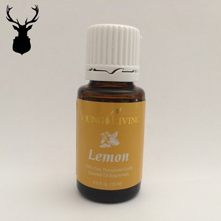 Lemon Essential Oil 15Ml By Young Living