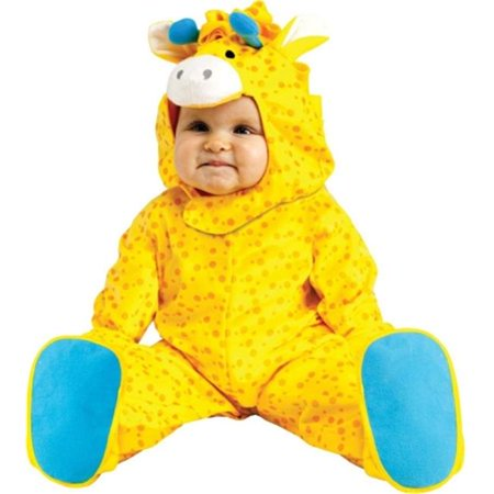 Morris Costumes FW117071L Giraffe Infant 12-24 - Costumes Springfield Mo