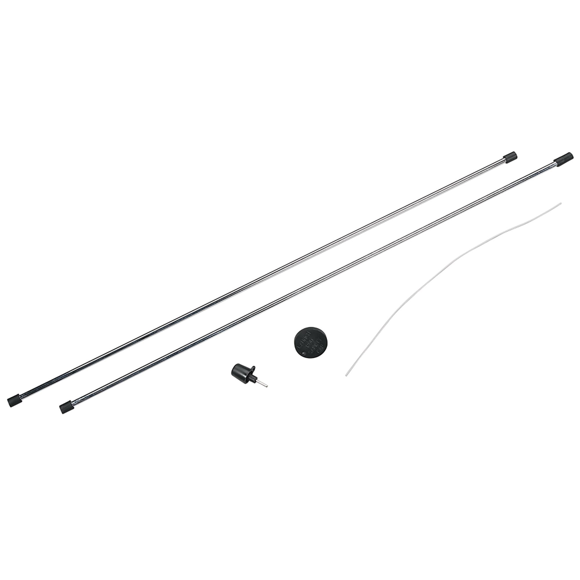 "Estes 3 16"" Two Piece Maxi Launch Rod by Estes-Cox Corp."