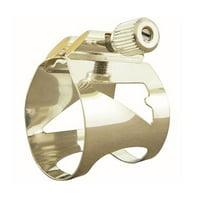APM Tenor Saxophone Ligature Nickel