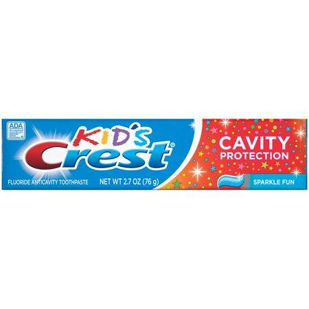 Kids Tooth Paste Crest Kid's...