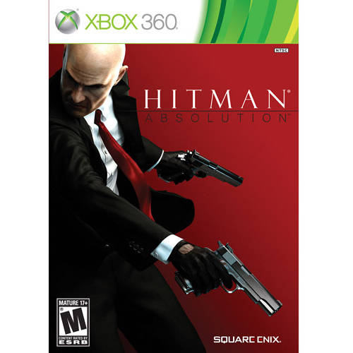Hitman Absolution (Xbox 360) - Pre-Owned