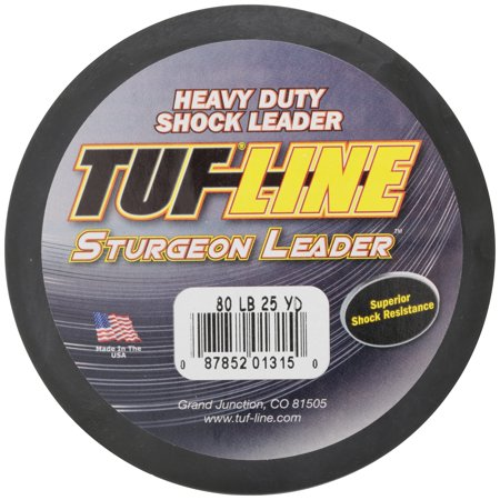 Tuf® Line Sturgeon Leader™ Heavy Duty Shock Leader 25 yd. Fishing Line
