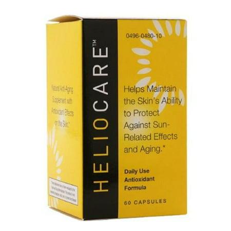 HELIOCARE Formule Antioxydant 60 Capsules Capsules (paquet de 3)