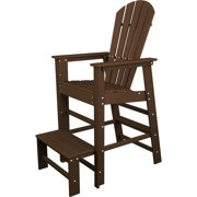 POLYWOOD® South Beach Recycled Plastic Life Guard Chair