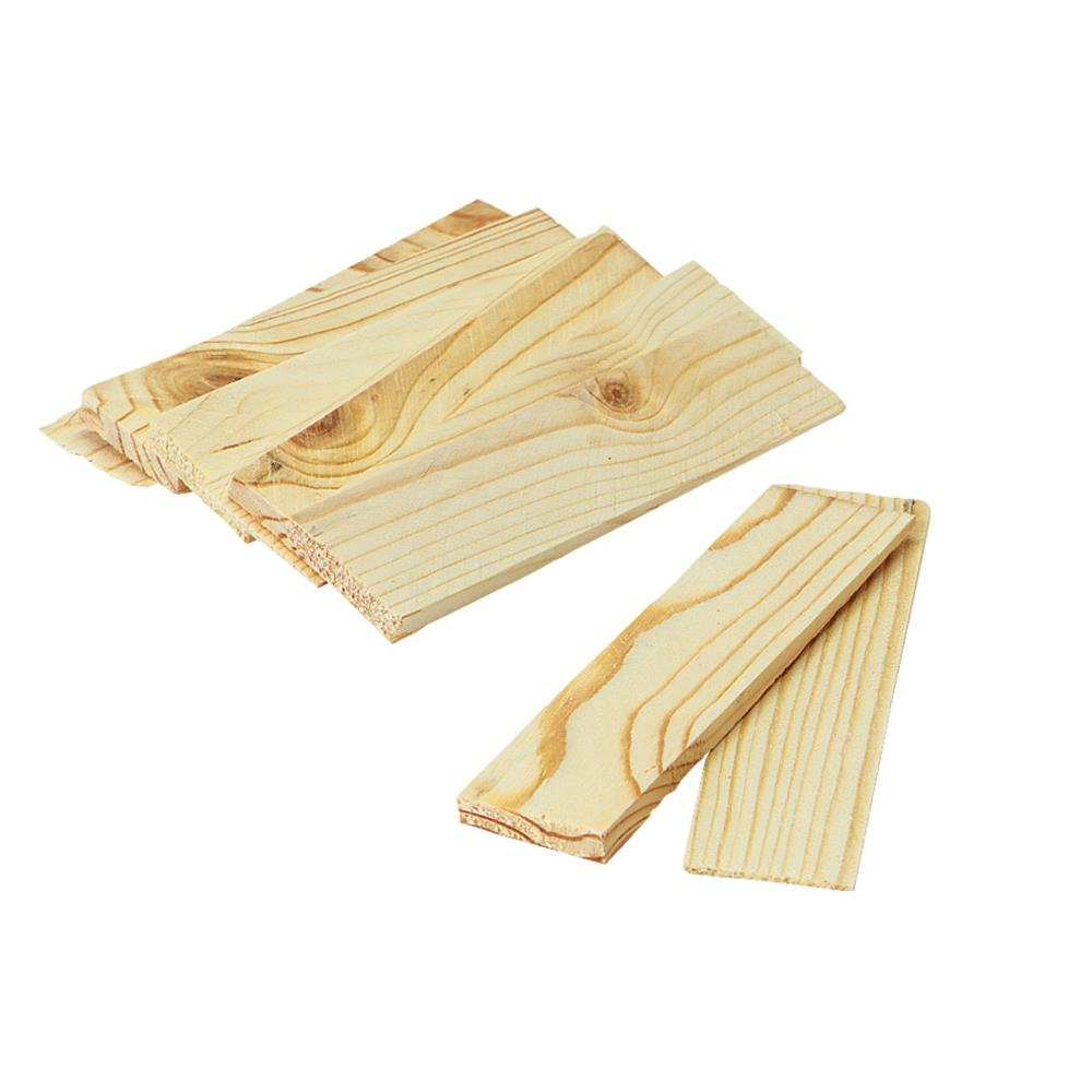 "Nelson Wood Shims 6"" Strip Wood Shims PSH6/9-72/56 Pack of 12"
