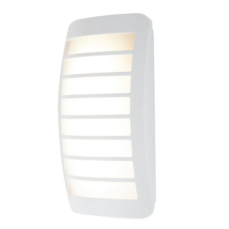 GE CoverLite Automatic LED Night Light, Plug-In, White, 37300