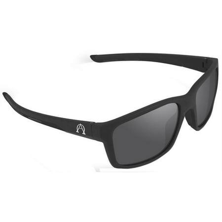 8b7666af3e Alpha Omega - Alpha Omega 4 Riding Fashion Sunglasses Motorcycle Bike  Eyewear (Black-Smoke) - Walmart.com