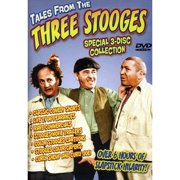 The Tales From The Three Stooges by