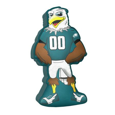 Philadelphia Eagles Team Mascot Pillow - No Size (Philadelphia Eagles Sideline Pillow)