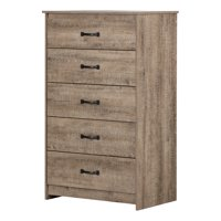 South Shore Oak Dressers