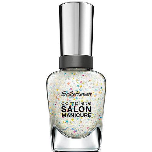 Sally Hansen Complete Salon Manicure Nail Color, Snow Globe