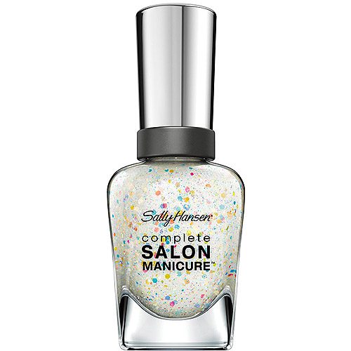 Sally Hansen Complete Salon Manicure Nail Color, Snow Globe