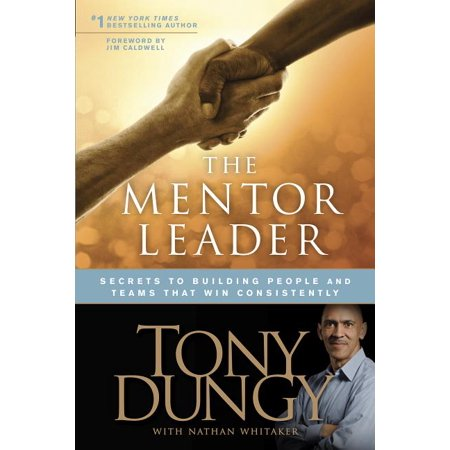 The Mentor Leader : Secrets to Building People and Teams That Win Consistently (Paperback)
