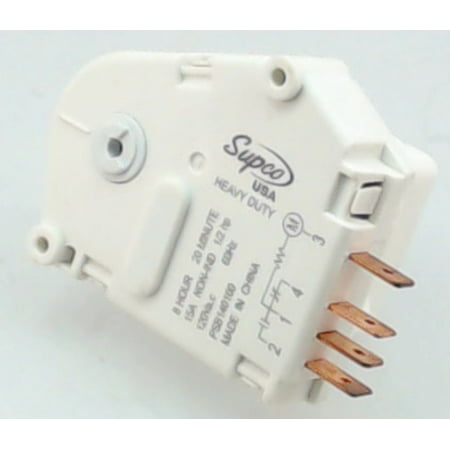2183400, Defrost Timer fits Roper, Kenmore, Whirlpool