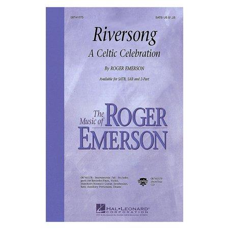 Hal Leonard Riversong (A Celtic Celebration) 2-Part Composed by Roger - Celtic Halloween Celebration