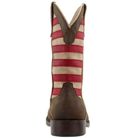 Details about  /Roper Mens American Patriot CCS Boots