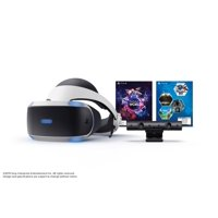 Sony PlayStation VR Bundle Five Game Pack
