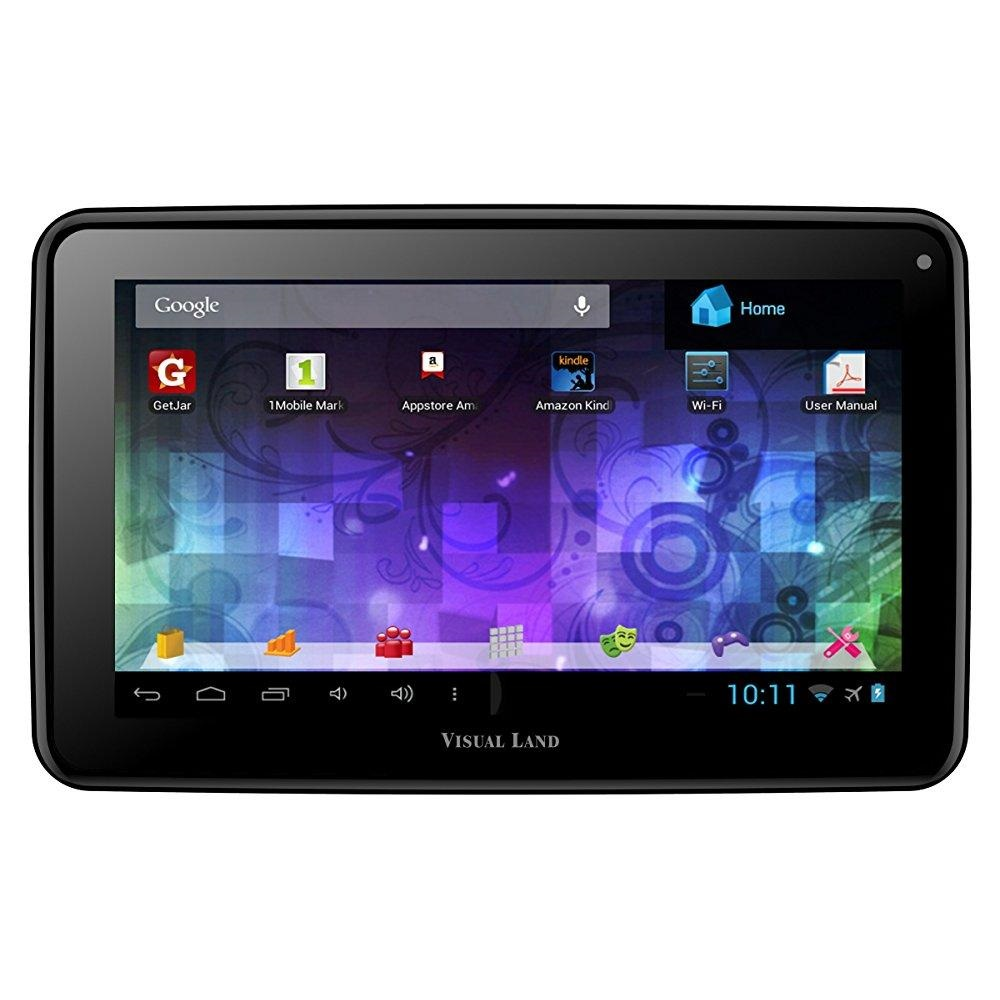 "Visual Land Prestige 7l 7"" Tablet With 8"