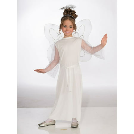 White Angel Costume For Women (Angel Costume for Kids)