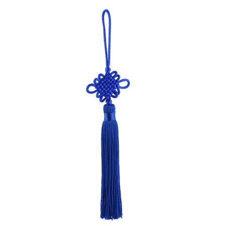 Chambre accueil fait main tresse Polyester suspendues ornement noeud chinois Artisanat - image 1 de 1