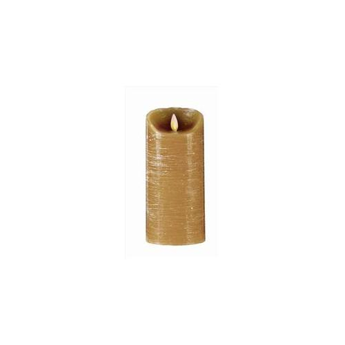 Forever Flame 7 inch Flameless Pilar Candle in - Pack of 2