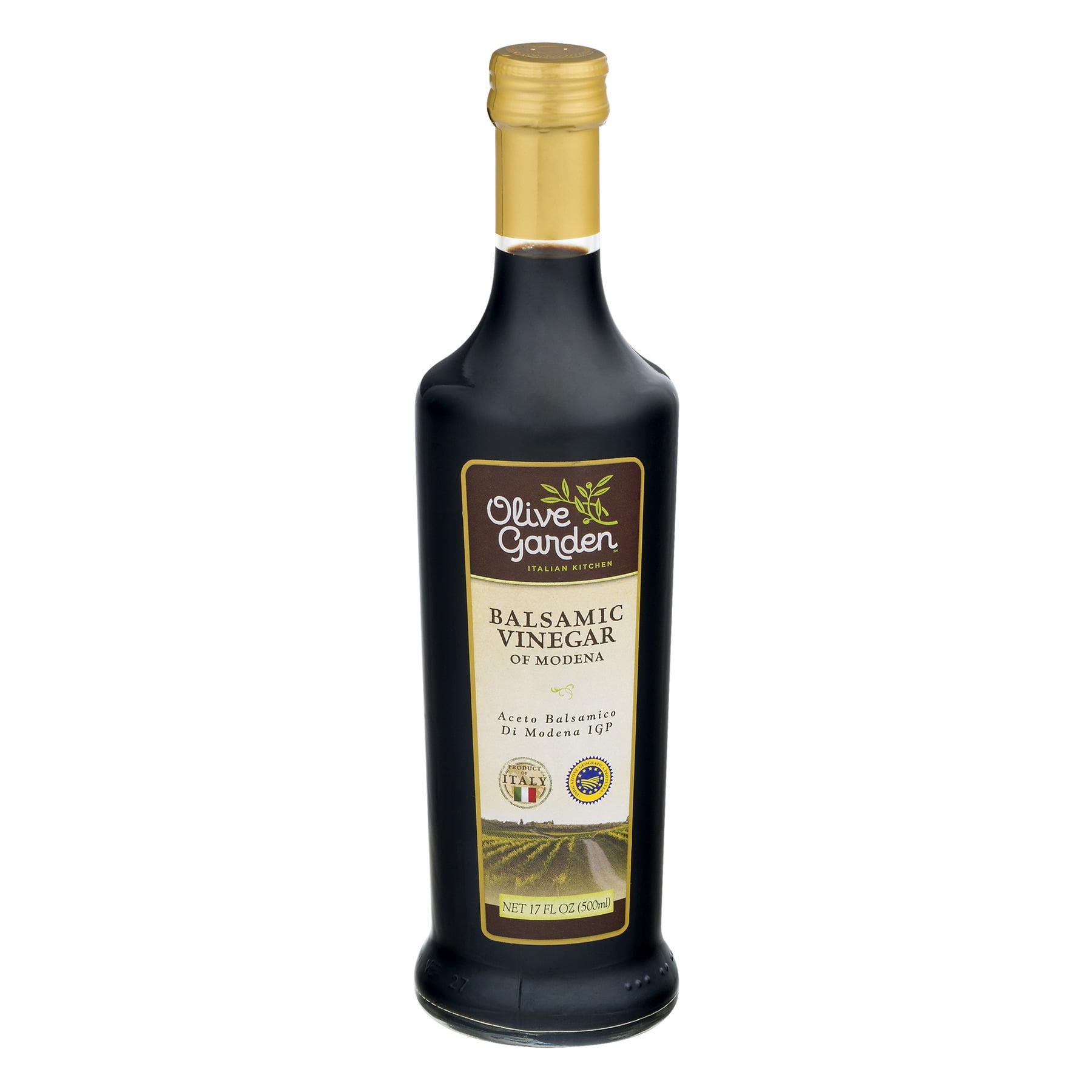 Olive Garden Balsamic Vinegar of Modena, 17 fl oz - Walmart.com