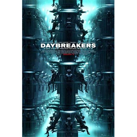 Posterazzi MOV519300 Daybreakers - Style B Movie Poster - 11 x 17 in. - image 1 de 1