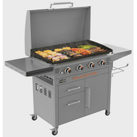 "Blackstone ProSeries 36"" Griddle Cooking Station with Hood"