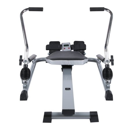 Portable Rowing Machine with Sliding Seat Indoor Rower for home